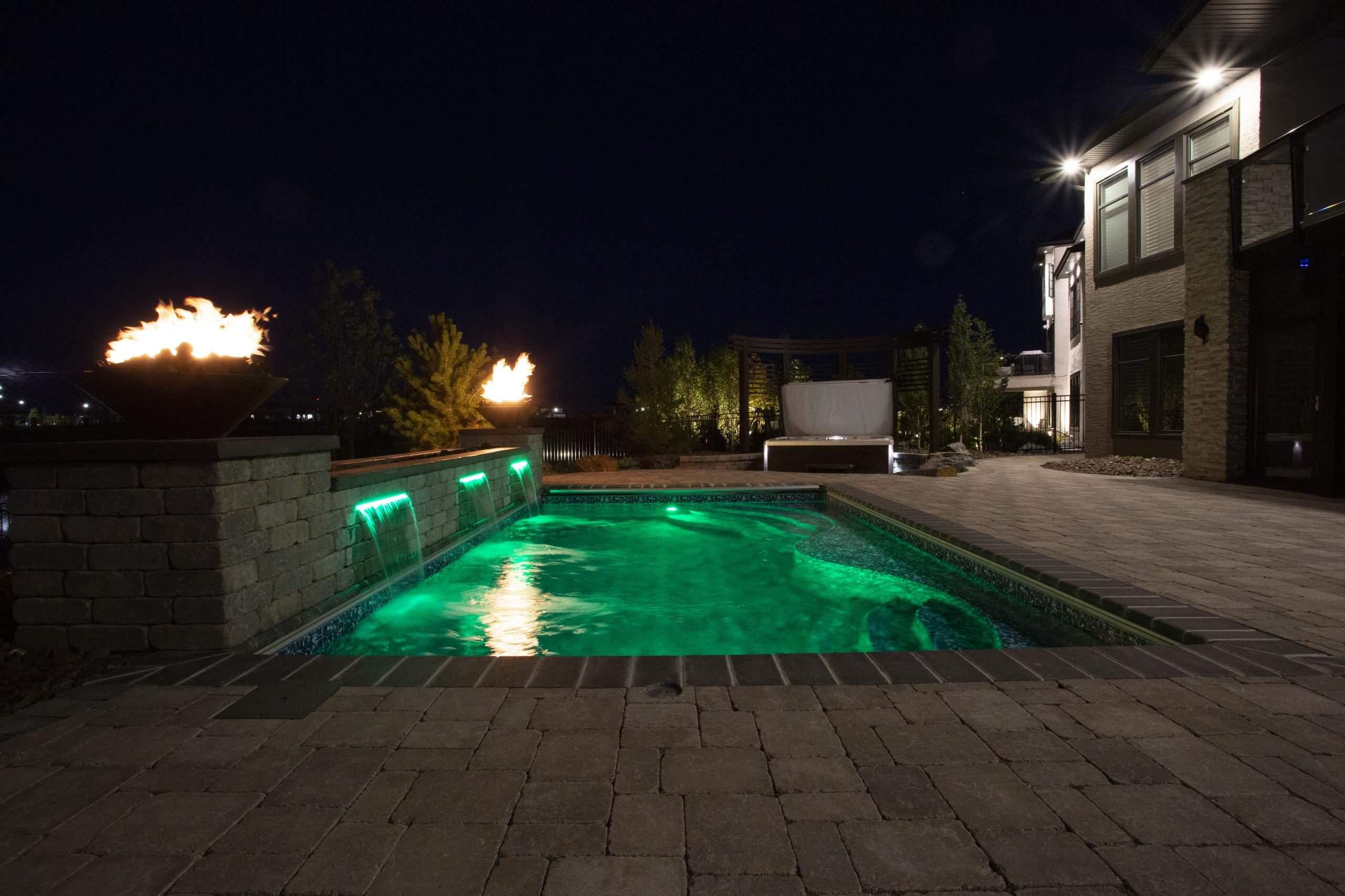 pool lighting winnipeg