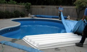 complete pool closing