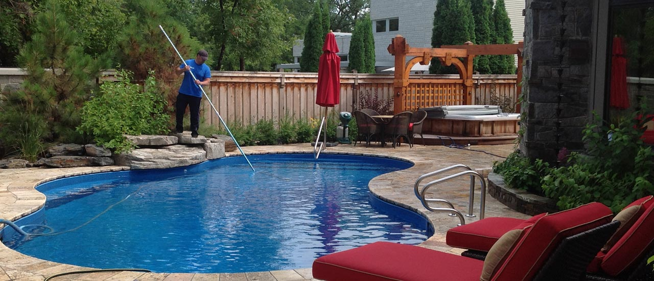 Swimming Pool Cleaning And Service Aqua Tech