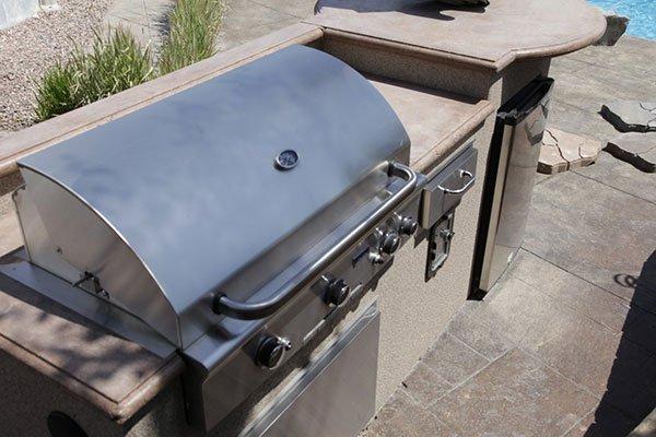 Unique Outdoor Kitchen Designs Examples Aqua Tech