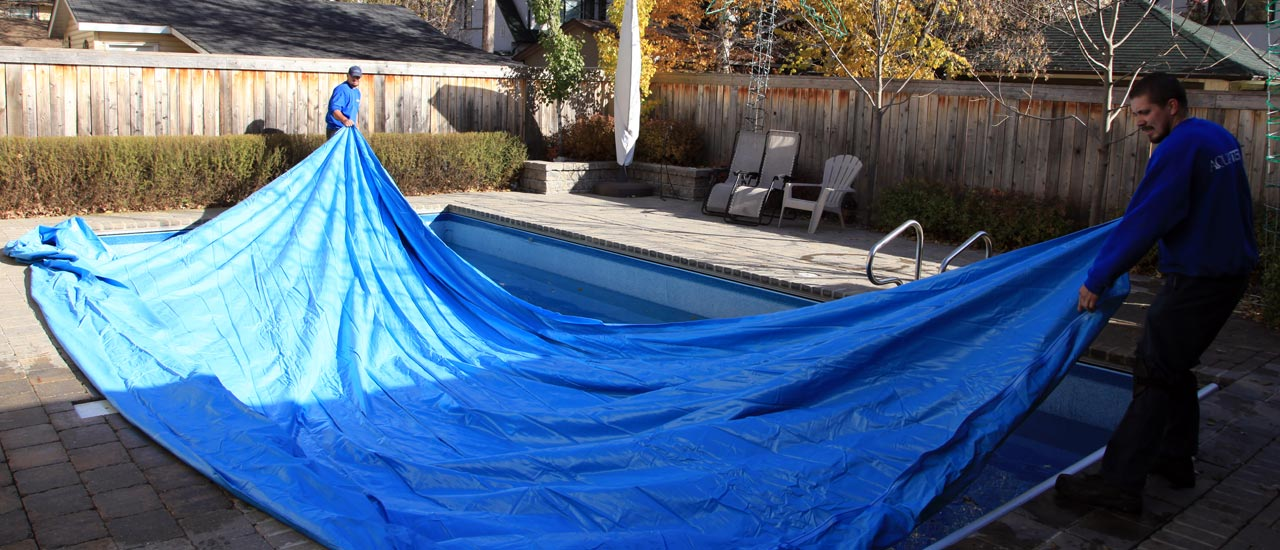 Swimming Pool Closing And Winterizing Aqua Tech