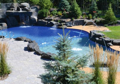 Installing A Pool In Your Backyard Is Only The First Step In Turning Your  Space Into A Beautiful Oasis. There Are A Wide Variety Of Ways To Build  Something ...
