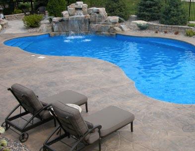 Pool Liner Repair