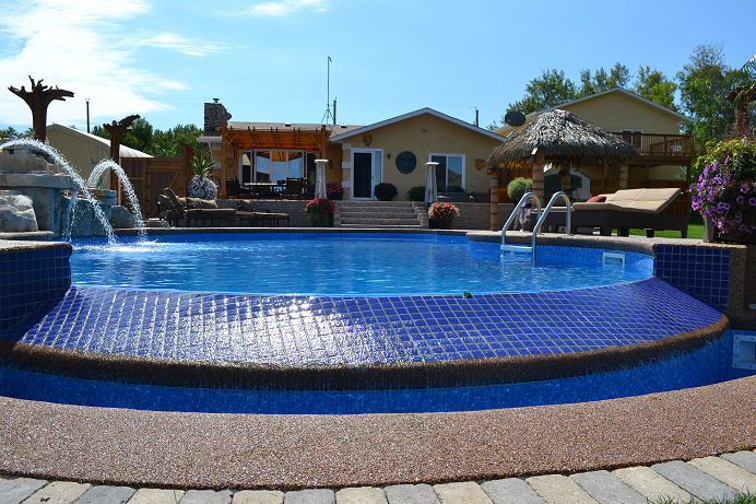 Choosing A Salt Water Pool Aqua Tech