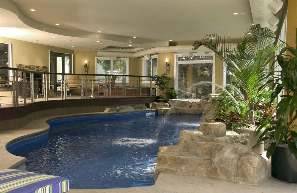 Maintenance For Indoor Pools Winnipeg | Aqua-Tech