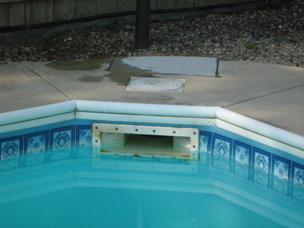 What swimming pool coping options are available aqua tech for Painting aluminum swimming pool coping