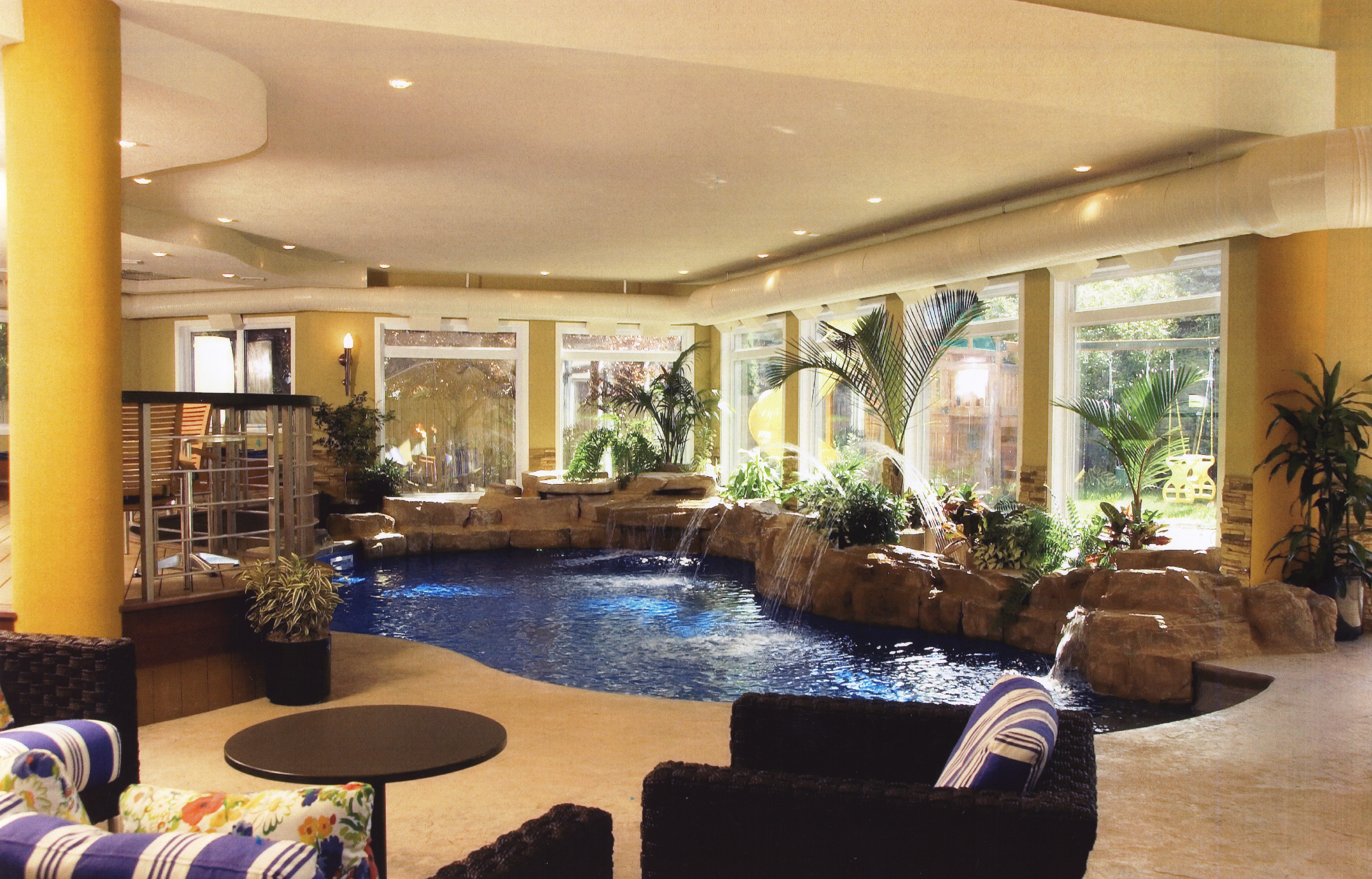 The Indoor Gardener: Everything You Need To Know About Indoor Pools