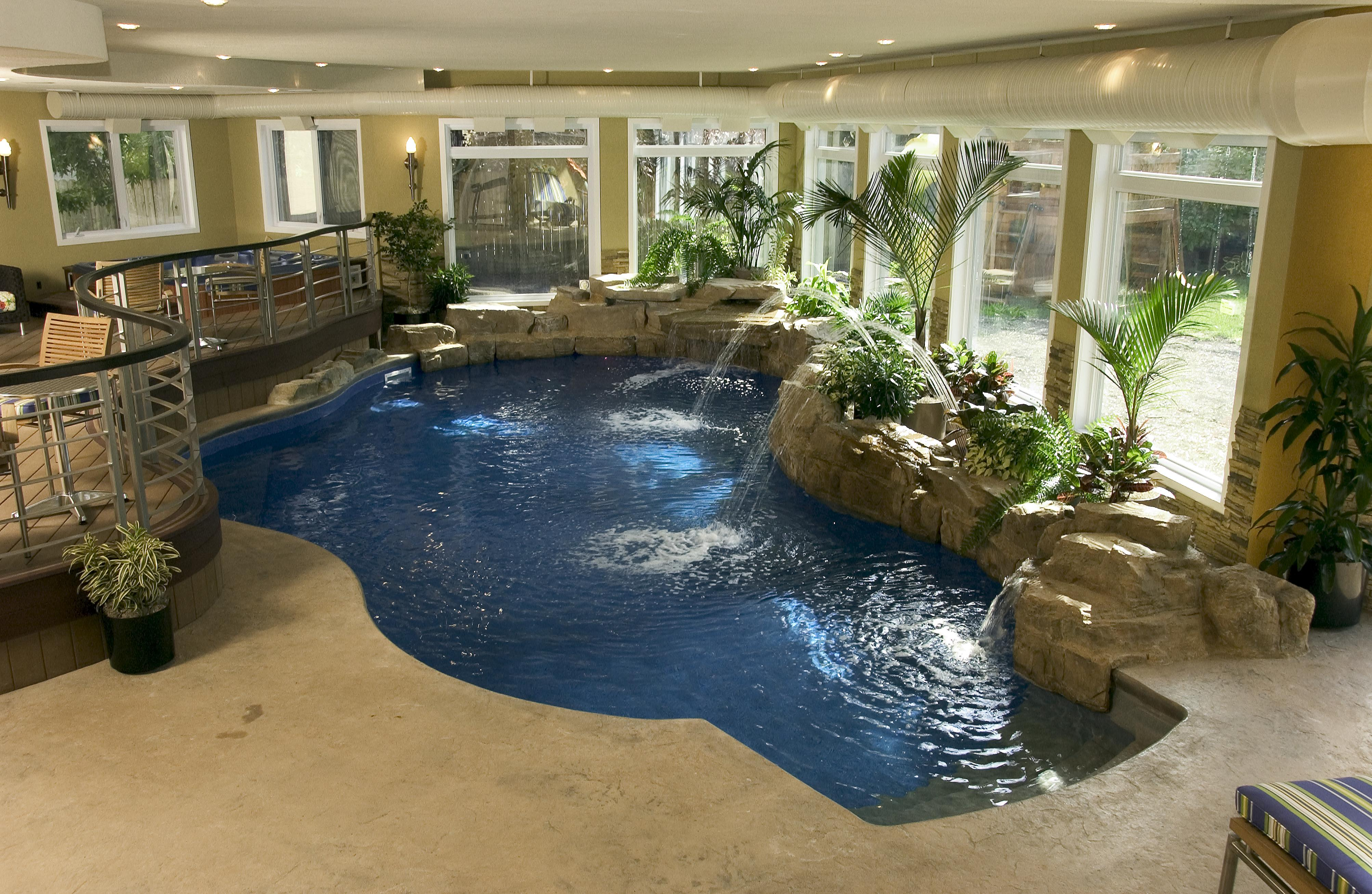 Everything you need to know about indoor pools aqua tech Indoor swimming pool pictures