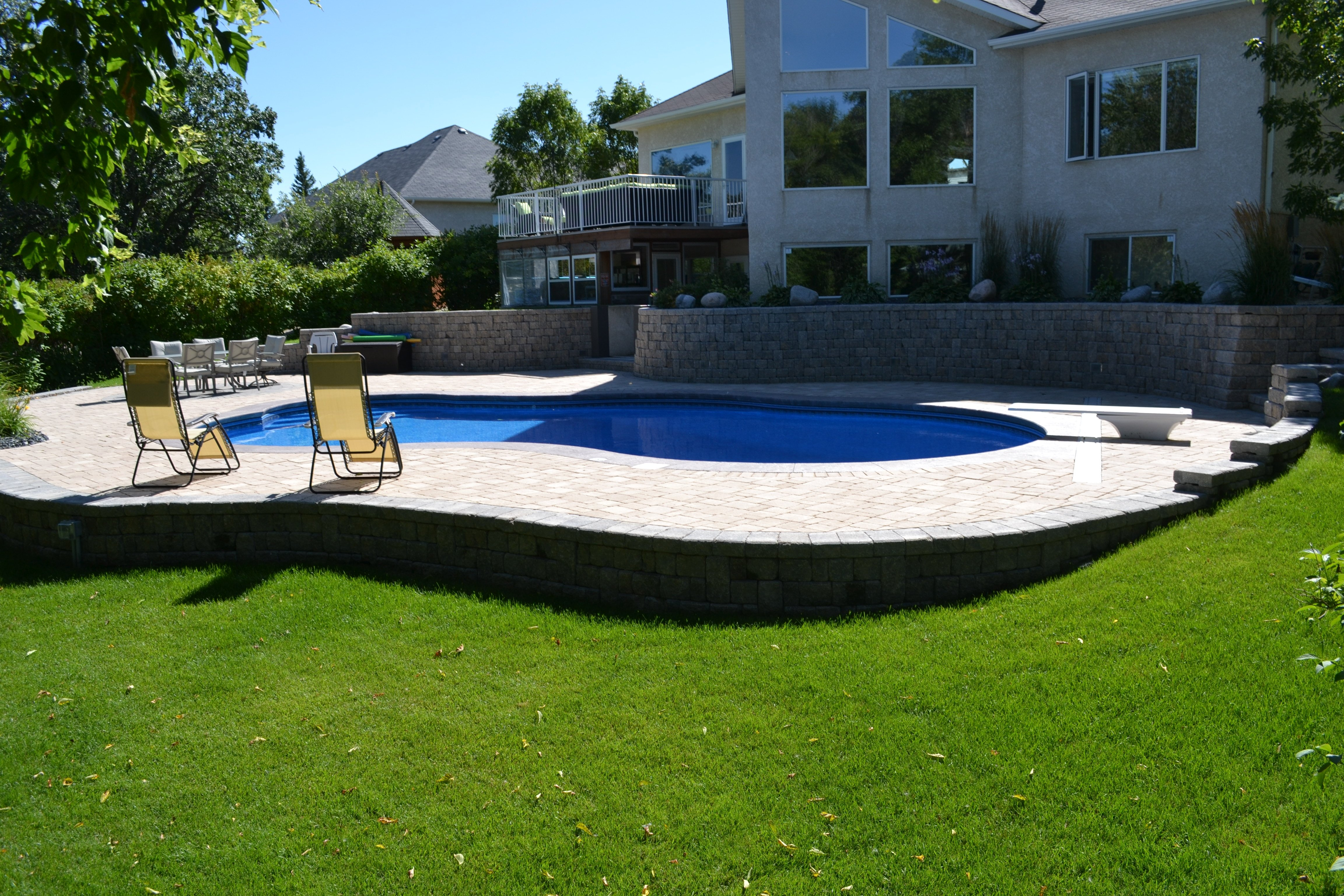Everything About Swimming Pool Landscaping Aqua Tech