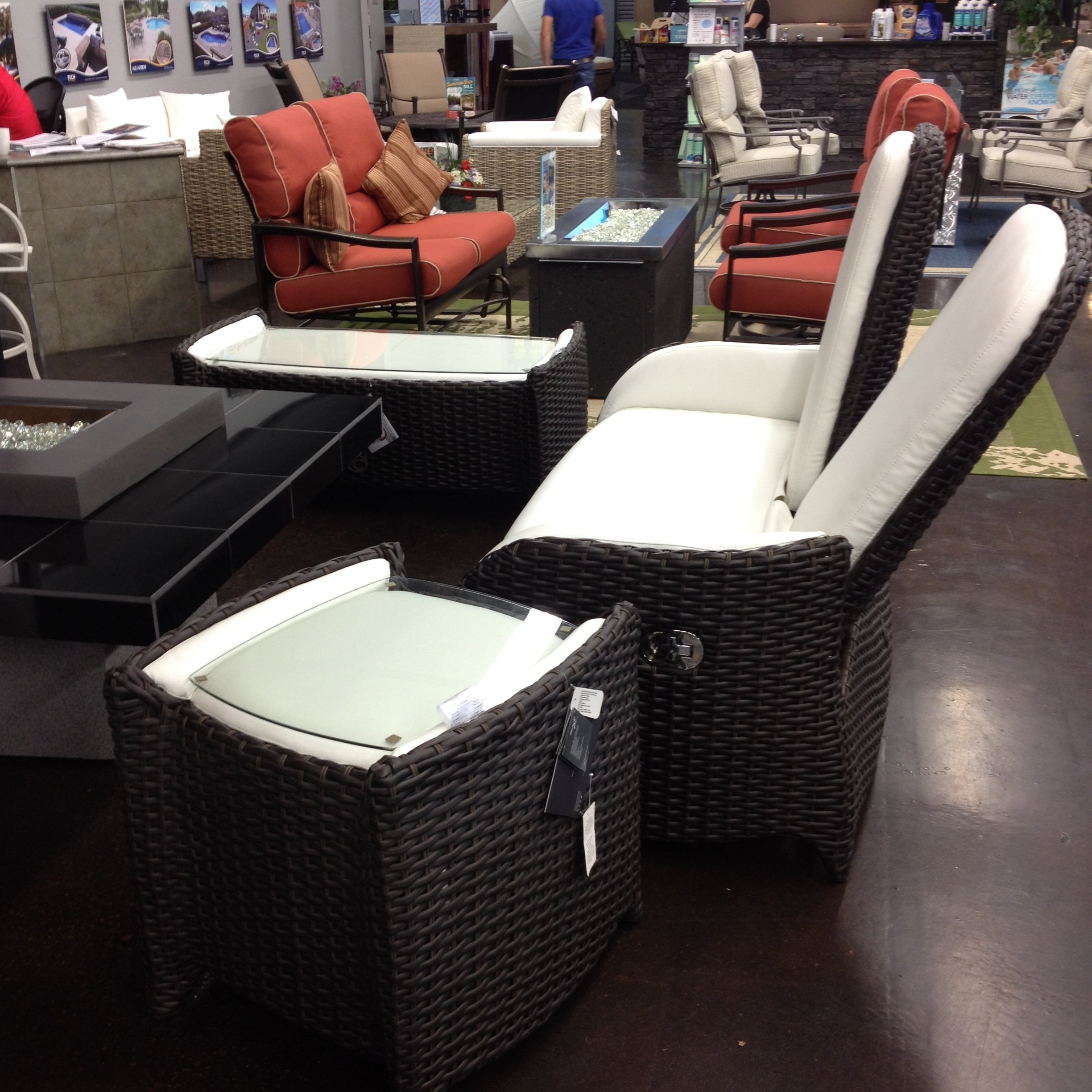 Top Five New Products In Patio Furniture Aqua Tech