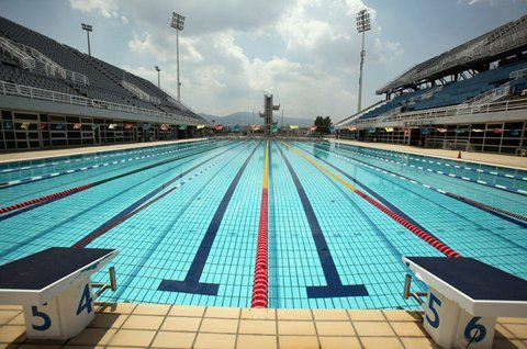 olympic swimming pool 2016