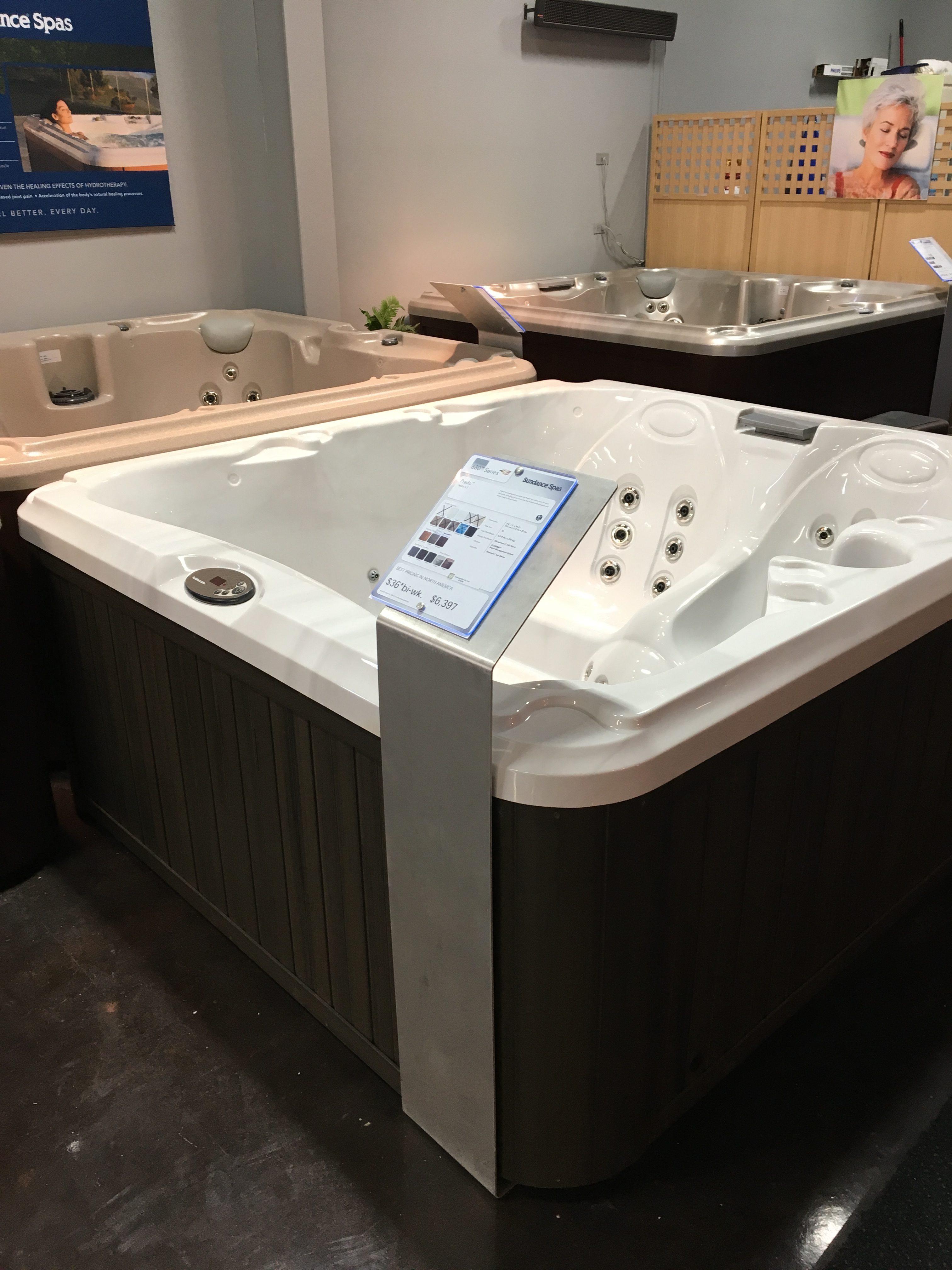 New Hot Tub Models for 2017! Sundance Spas is the industry leader ...